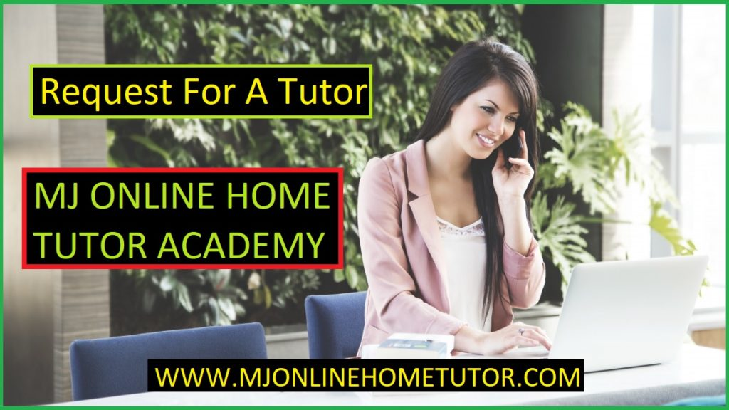 Best Home Tutoring & Online Tutoring Service. You required home tutor which have advanced knowledge study. Improvement learning skills get perfect tutor now. online tutor home based home tutor online tutor work from home jobs MJ ONLINE HOME TUTOR ACADEMY  BEST ONLINE HOME TUTOR ACADEMY FOR HOME TUITION SERVICE