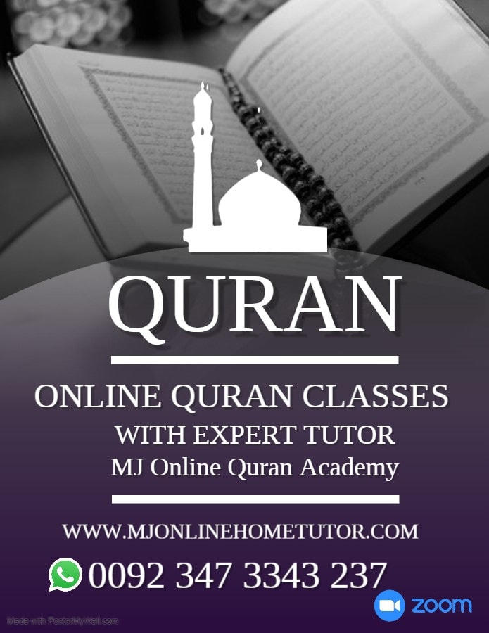 Quran classes at home in UK USA UAE QATAR CANADA, Australia, Quran classes are taken by expert online Quran